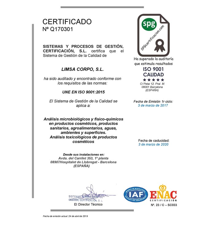 Certificados y Documentos