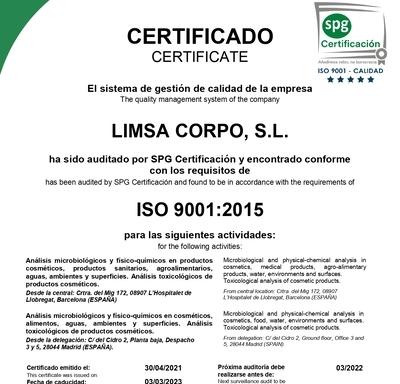 Certificados y Documentos